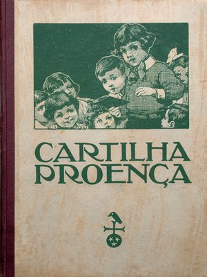 cover image of Cartilha Proença